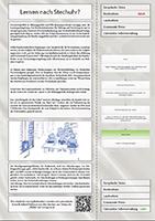 Auflösung Präsenzlernzeiten (PDF)